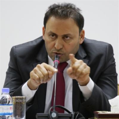 حسن الكعبي: النائب الأول لرئيس البرلمان العراقي