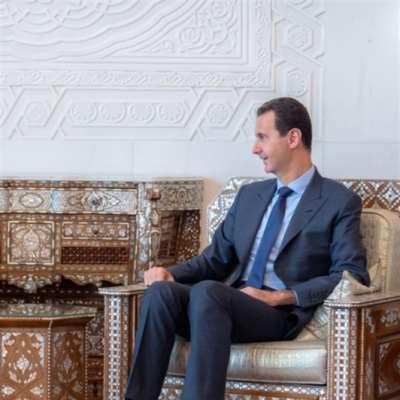 الأسد مدعوٌّ لزيارة القرم: تعزيز العلاقات الاقتصادية