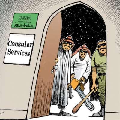 الإعلام السعودي «يقتل» أكثر بياضاً