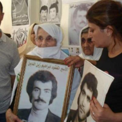 أم المفقود ابراهيم زين الدين: وجه آخر يسقط