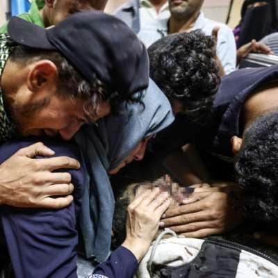 شهيد وجرحى في غارات إسرائيلية على غزة