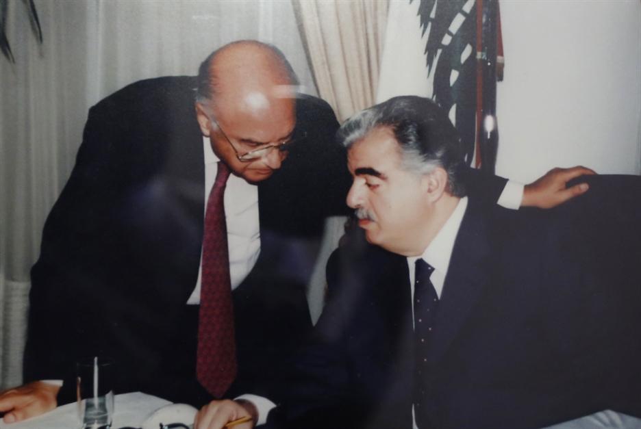 بهيج طبّارة شاهدٌ على جمهوريتين [2] | رفيق الحريري... الحالم   بلقب «هوسمان بيروت»