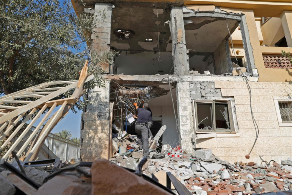 صواريخ غزة «ترحّل» الوفد المصري و«تحيّر» إسرائيل
