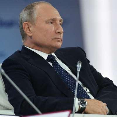 بوتين: «إخراج الإيرانيين ليس مشكلتنا»