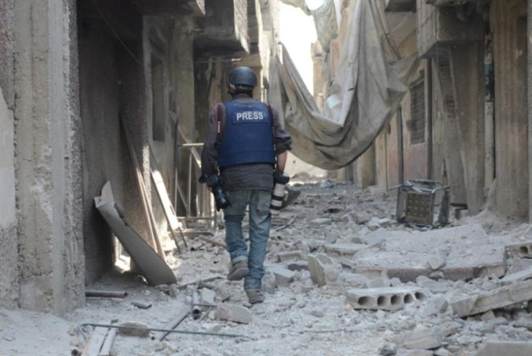 والآن... ماذا سيعمل «صحافيو الحرب» في سوريا؟