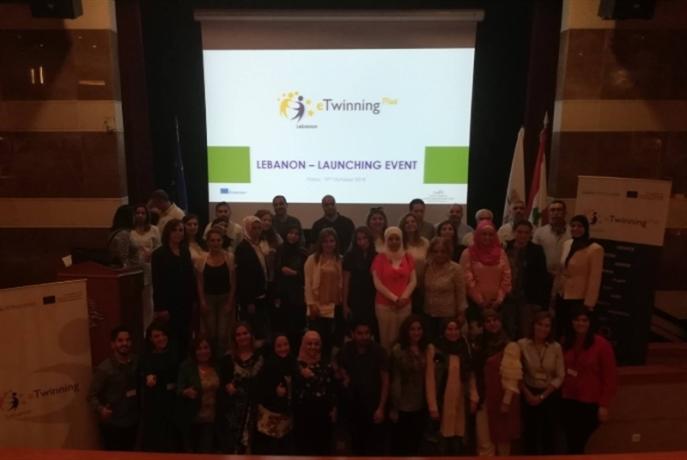 لبنان ينضم إلى منصة رقمية تربوية أوروبية