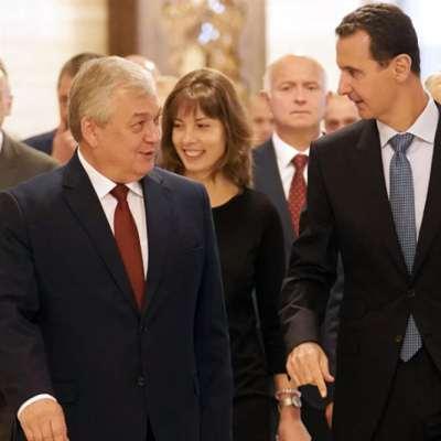 حراك دبلوماسي ـ أمني روسي... من الخليج إلى دمشق