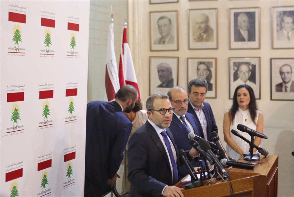 عون: سنواجه أي اعتداء إسرائيلي ضدّ سيادتنا