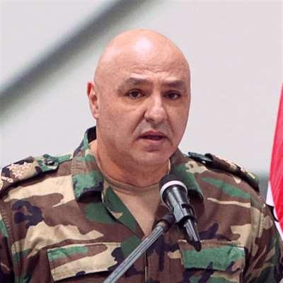 قائد الجيش: لا منع للسلاح المتطوّر لنا لكننا لا نملك  ثمنه!