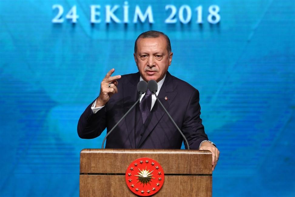 أردوغان بين الصفقة وضرب ولي العهد: نختار الفرصتين معاً!