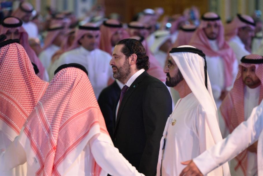 الحريري في الرياض: «مخطوف» بكامل حريّتي!