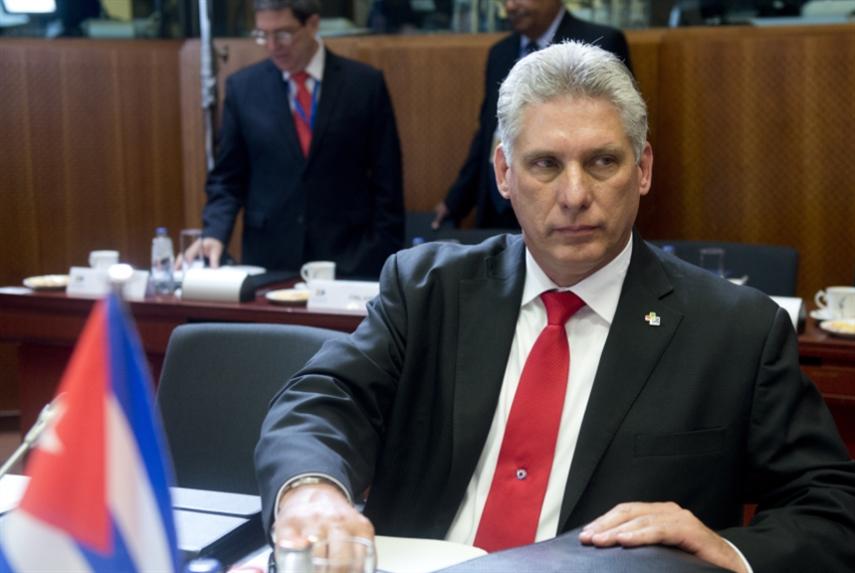 جولة واسعة لرئيس كوبا