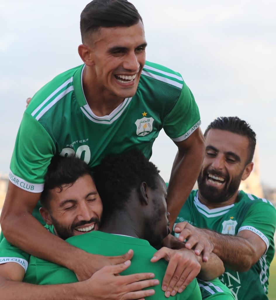 يكن شعيتو الاحترام لفريقه السابق (أرشيف ــ عدنان الحاج علي)
