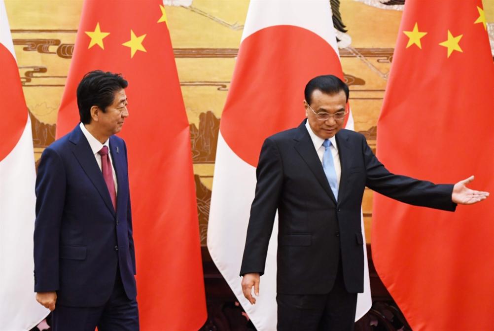 الصين واليابان تفتحان صفحة جديدة: الفضل لترامب!