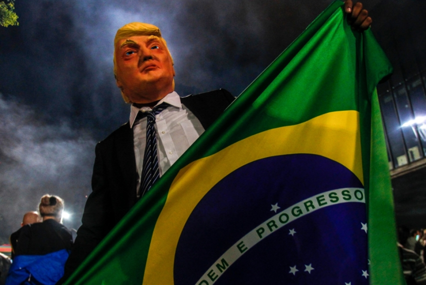 «عاشق إسرائيل» رئيساً للبرازيل