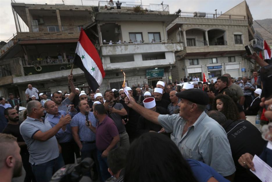 «انتخابات» الجولان: لا كبيرة للاحتلال