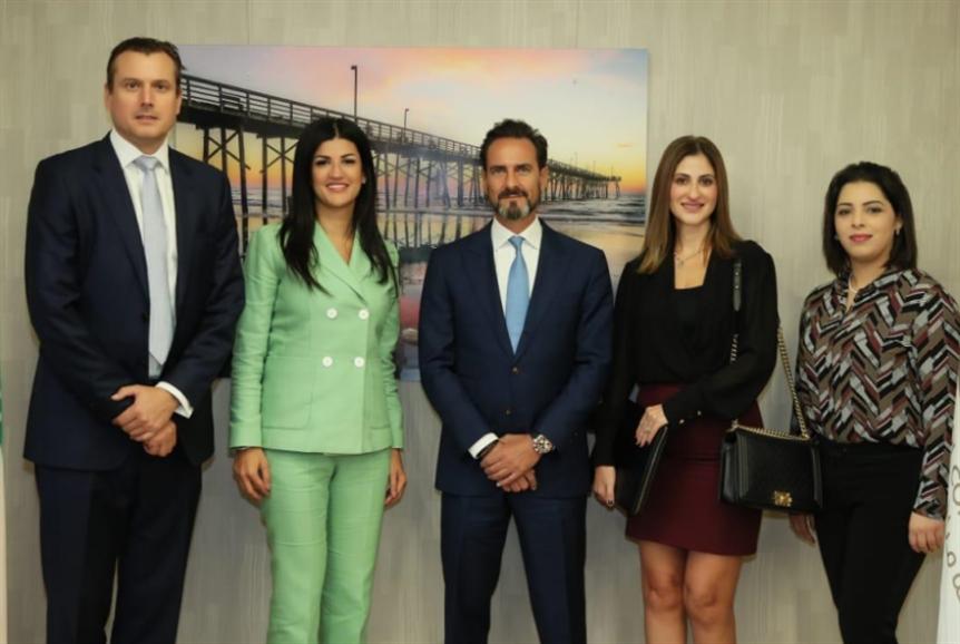 اللويدز تباشر أعمال إعادة التأمين في لبنان