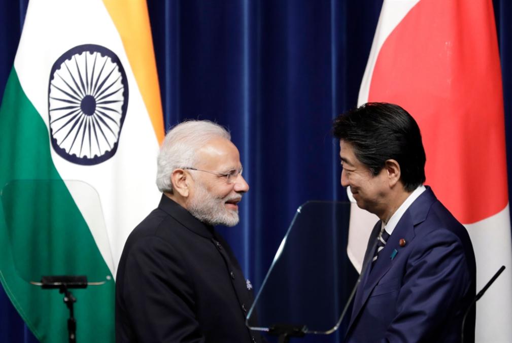 الهند واليابان تواجهان ترامب: نحو «التوحد ضد السياسات الحمائية»