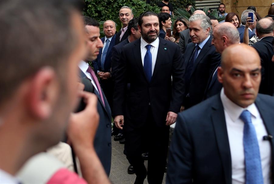 بالون القوات «نفّس»... والحريري ينقلب على نتائج الانتخابات