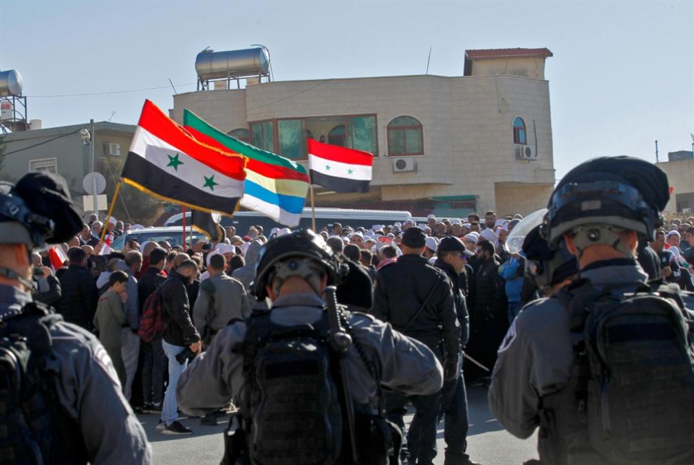 انتفاضة تُسقط «الانتخابات»: لا «مجالس إسرائيلية» في الجولان