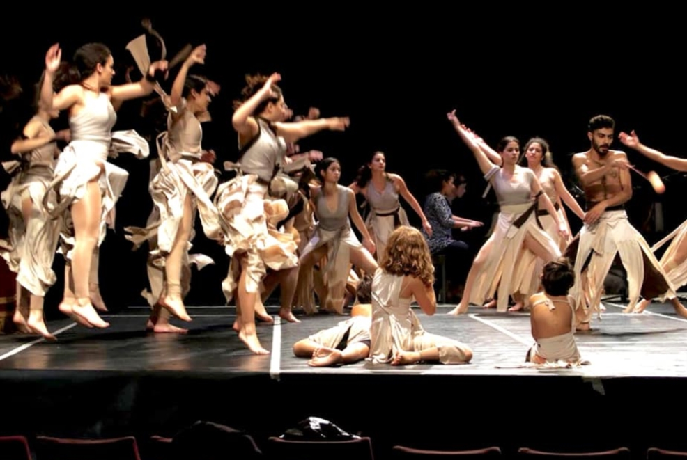 «طقوس الربيع» على مسرح LAU