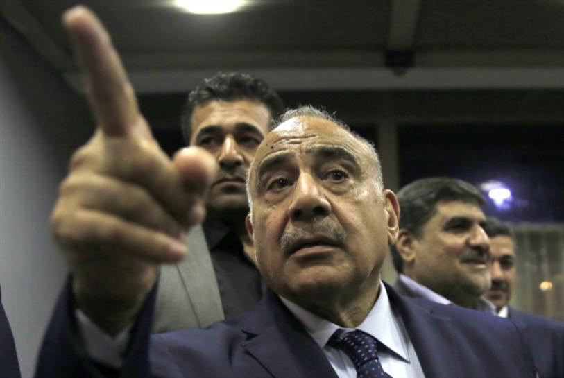 عادل عبد المهدي... الصحافيّ الحذر