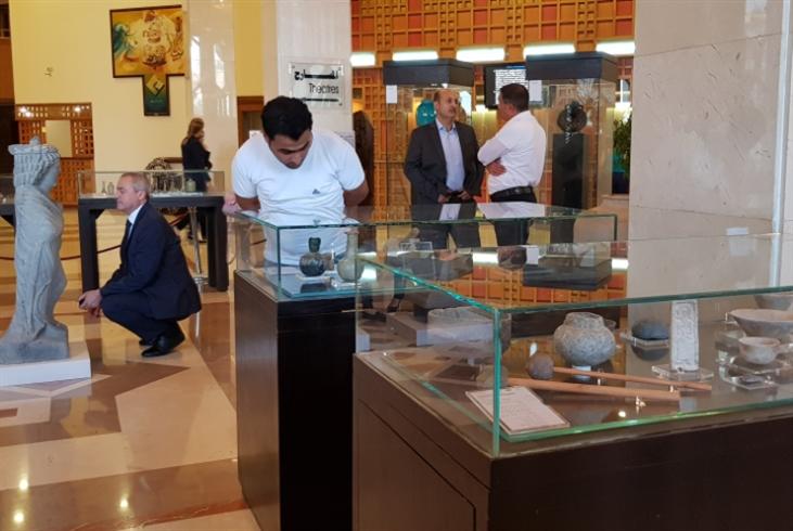دمشق تحتفي باسترداد بعض «كنوز» سوريا الأثرية