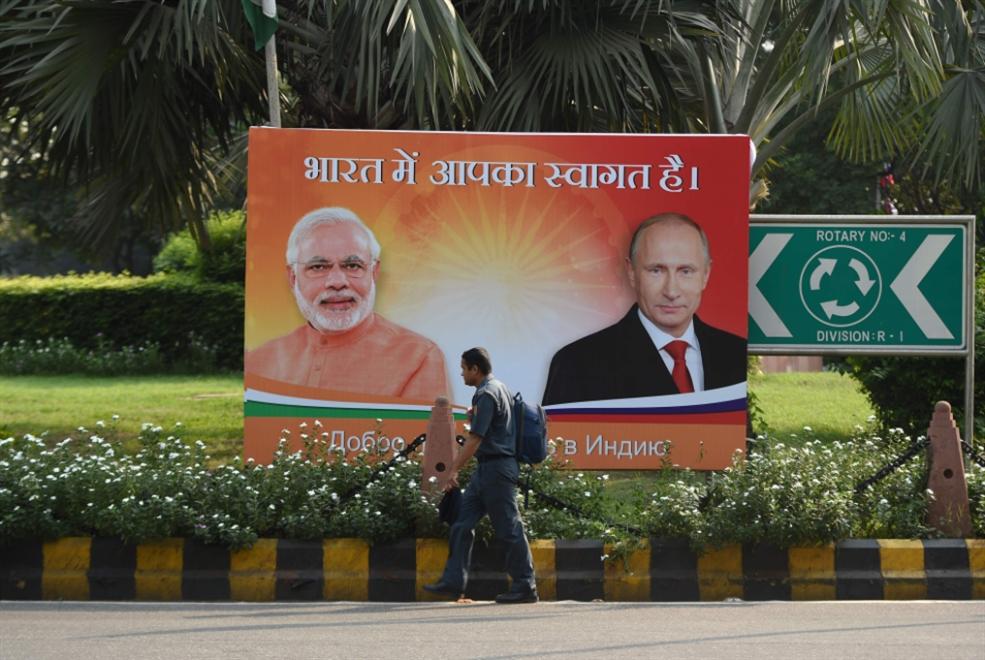 بوتين يصل الهند محملاً بـ«أس 400»: الدولار خارج المعادلة