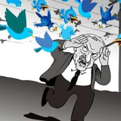 محمد العباس: تويتر... مسرح القسوة