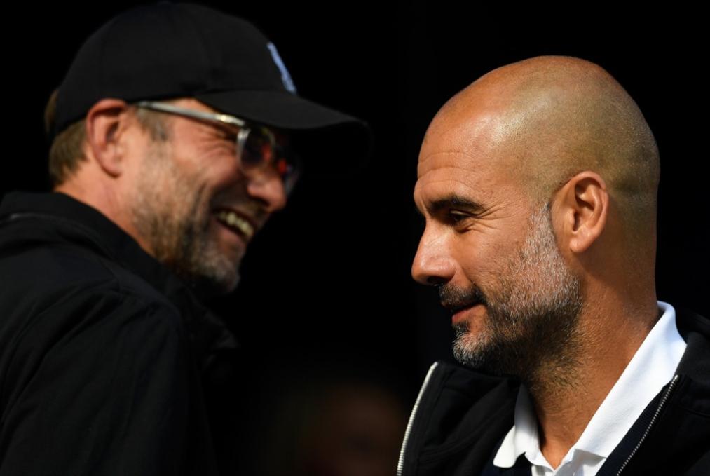 ليفربول يستقبل مانشستر سيتي في موقعة الصدارة