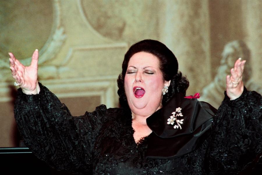واحدة من عمالقة الغناء في القرن العشرين: رحلت الملكة... مونسيرات كابايّي