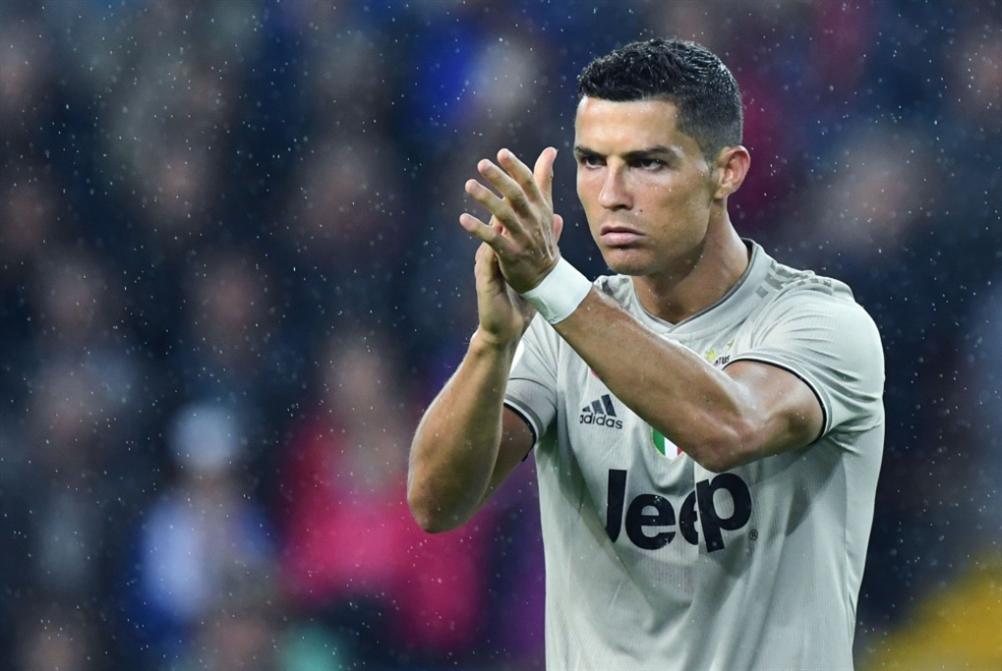 رونالدو يقود يوفنتوس إلى أفضل انطلاقة في تاريخه