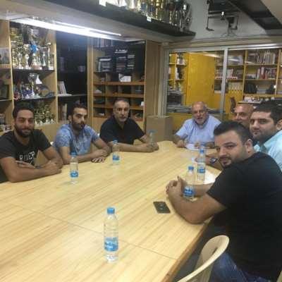 جهاد سلامة يلتقي «لجنة تطوير كرة اليد اللبنانية»
