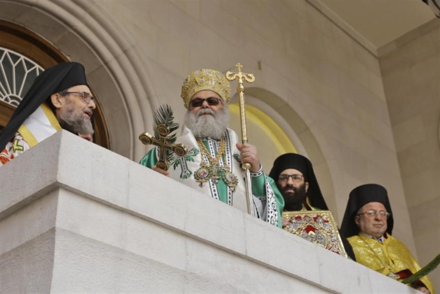 الكنيسة الأنطاكية تدعم الموقف الروسي:  رفض قيام كنائس أرثوذكسية موازية