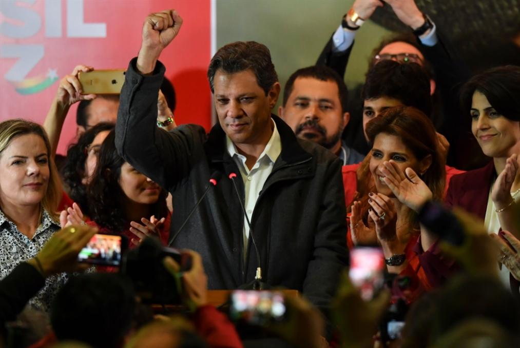 البرازيل إلى دورةٍ ثانية: صراع اليمين واليسار