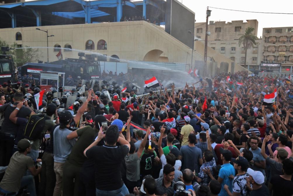 ما بعد تمرير الشواغر: تحدّي عودة التظاهرات يؤرّق عبد المهدي