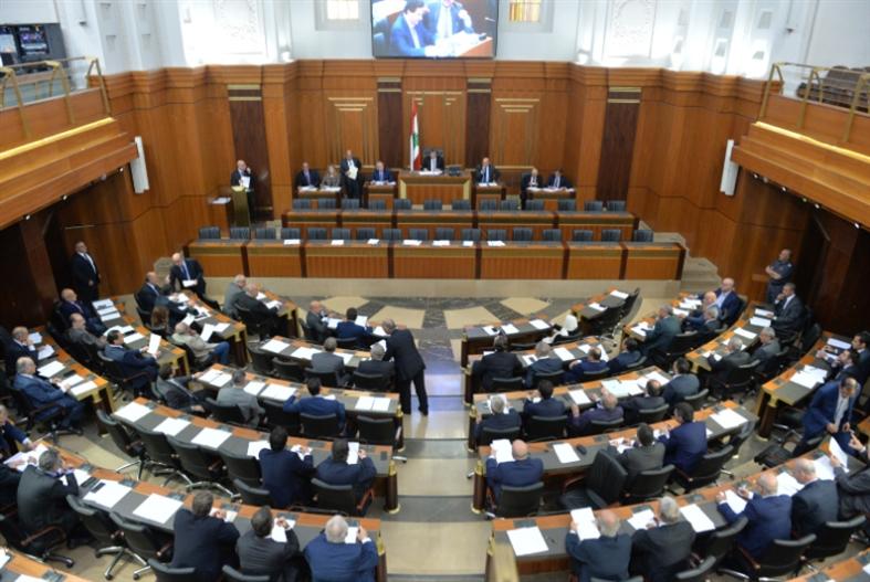 الجلسة التشريعية: جدول أعمال لحكومة لم تشكّل