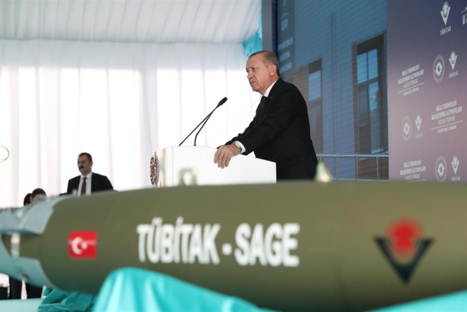 أردوغان في نادي الصواريخ الاستراتيجية