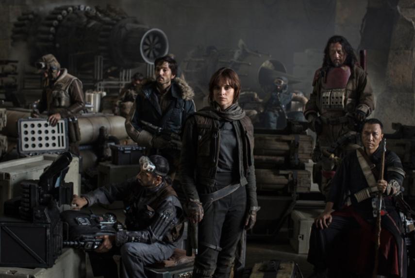 «حرب النجوم»: أفلام جديدة على منصة «ديزني»