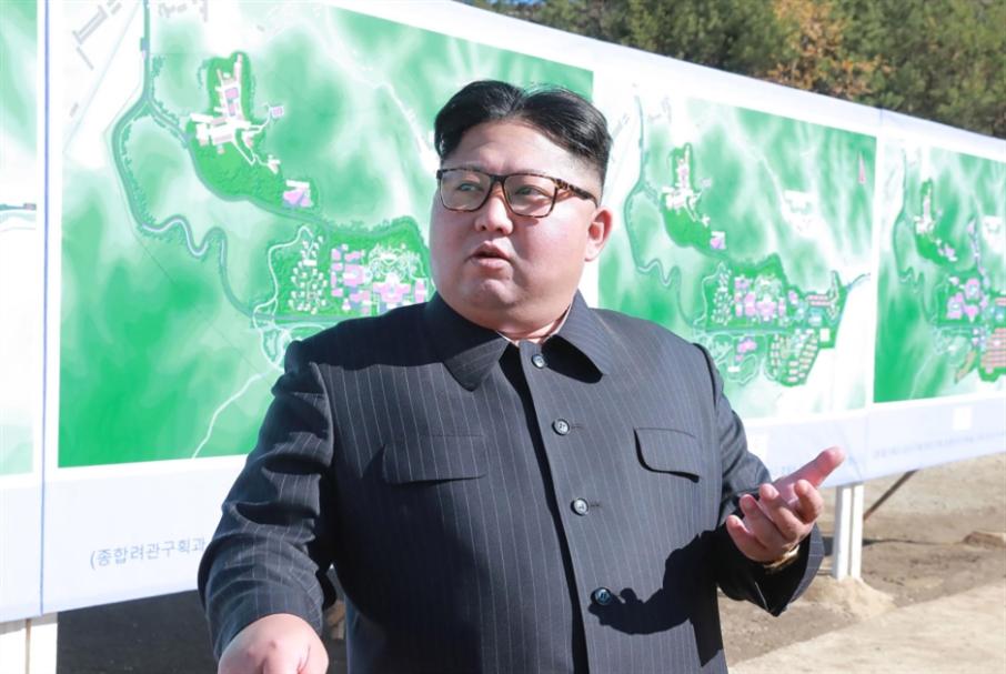 كيم يزور سيول قريباً