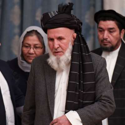 خليل زاد يدشّن مبادرة أميركية تجاه «طالبان»