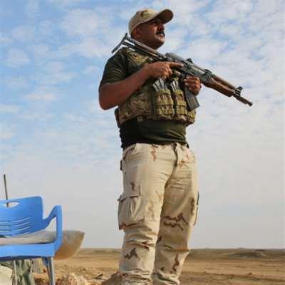 «الحشد» يقصف «داعش» في سوريا