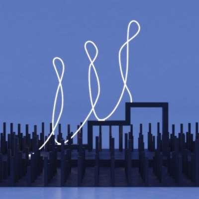 علاء ميناوي «يداً بيد» مع الضوء في رومانيا
