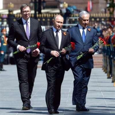 الكرملين يرفض لقاء نتنياهو