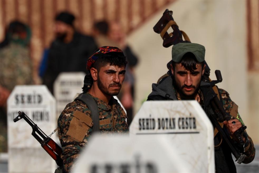 جهد ديبلوماسي «صامت» بين واشنطن وأنقرة: «داعش» يواصل هجماته شرق الفرات