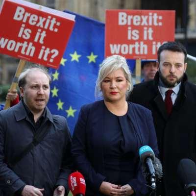 مهمة ماي «الصعبة»: الاتفاق مع بروكسل... والحفاظ على الحكومة