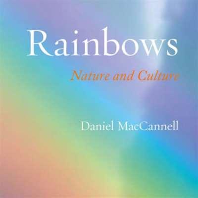 كتاب فريد مليء بالاكتشافات: دانيال مكّالين يعرّي قوس القزح