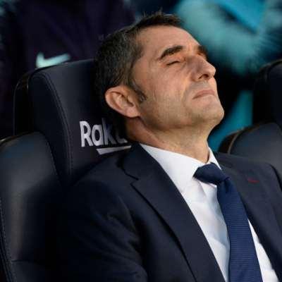 فالفيردي «يبلعط» في برشلونة