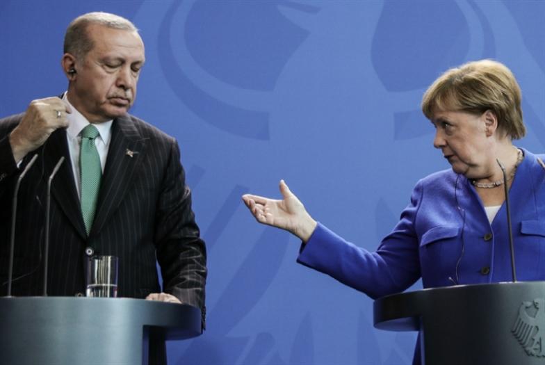 ألمانيا تهادن إردوغان: الاقتصاد فوق الجميع!