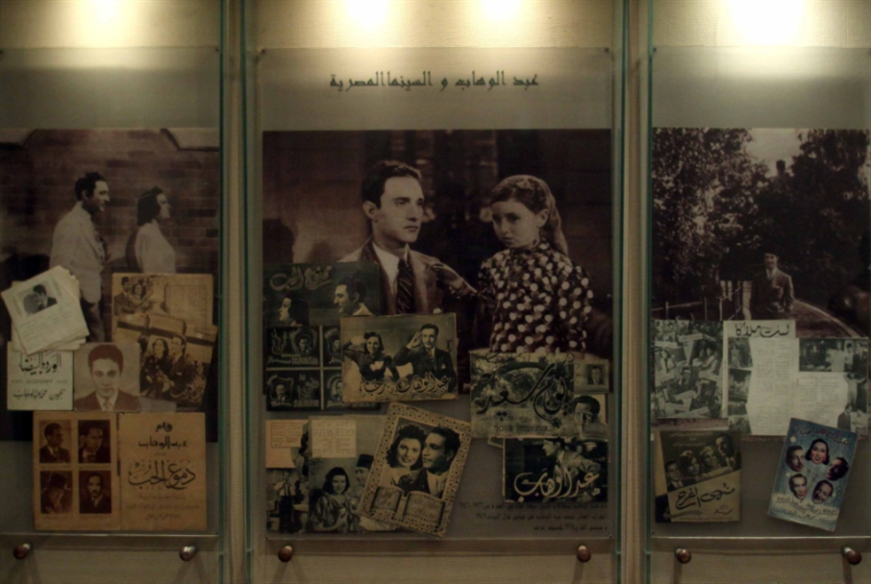 فكتور سحّاب في بحور السينما الغنائية العربية